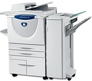 دستگاه کپی زیراکس wc5755