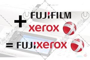 تاسیس شرکت ترکیبی Xerox و Fujifilm