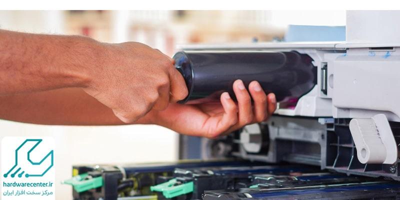 تعمیر دستگاه کپی زیراکس 5875