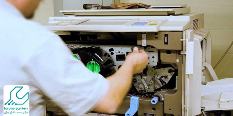 تعمیر دستگاه کپی زیراکس